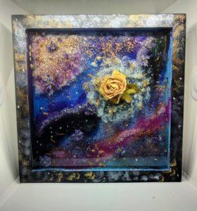 Epoxy Resin Painting
